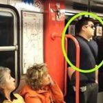 Unottan utaztak a metrón az emberek, álmukban sem gondolták volna, hogy ilyen különleges élményben lesz részük: