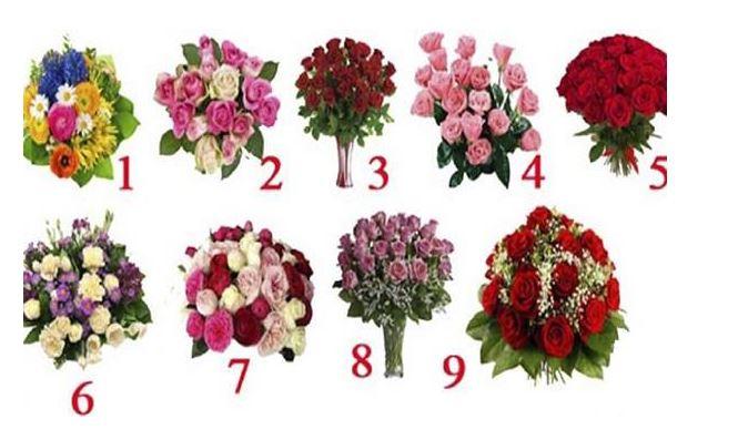 Melyik virág tetszik neked a legjobban? Választásod felfed rólad egy különleges dolgot: