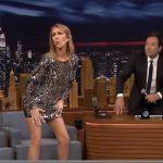 Céline Diont megkérik, hogy parodizálja ki a többi énekesnőt: őrületesen jól csinálja