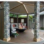 Ötletes, gyönyörűszép és igényes kerti pihenők minden stílusban: nálad melyik a kedvenc?