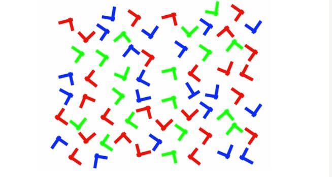 Mennyi idő kell hozzá, hogy rátalálj a T-betűre? Kiszúrod, hol van?
