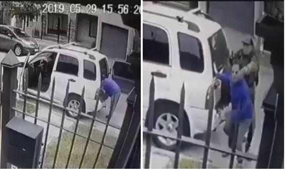 Két férfi támadta meg az autójánál álló férfit: nagyon csúnyán ráfáztak