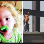 A kórházzal szemben dolgozó munkások benéztek az ablakon: a kislány láttán tudták, cselekedniük kell