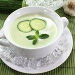 Hűsítő ínyencség: a hideg uborkaleves frissít is, egészséges is