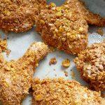Mennyei fűszeres csirke, tojás nélkül: a panír remek, a hús nem lesz nagyon olajos, így még finomabbá válik az íze