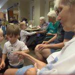 Óvodát nyitottak egy idősek otthonában: az eredmény minden képzeletet felülmúlt