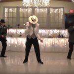 A frenetikus esküvői tánc és koreográfia előtt még maga Michael Jackson is megemelné a kalapját