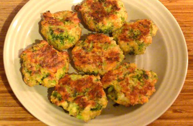 Ha eszt a sajtos brokkolifasírtot megkóstolja a családod, azonnal megszereti a brokkolit