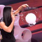 Ez a hölgy művészi szintre emelte a szappanbuborék-fújást: élmény nézni, miket varázsol a buborékokból