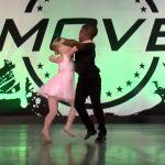 Patrick SwayzeésJennifer Grey meseszép koreográfiáját táncolta el ez a két ifjú tehetség: le a kalappal