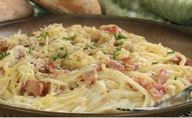 Szinte mindenki szereti, ráadásul bárki el tudja készíteni: ízes, krémes carbonara spagetti