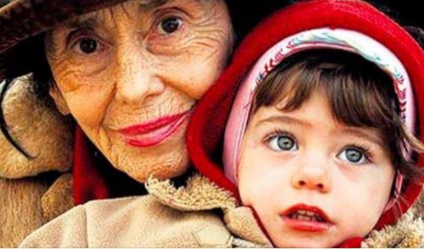 Ez a román hölgy 66 évesen adott életet kislányának, azóta már 15 év eltelt, így néz ki most anya és lánya