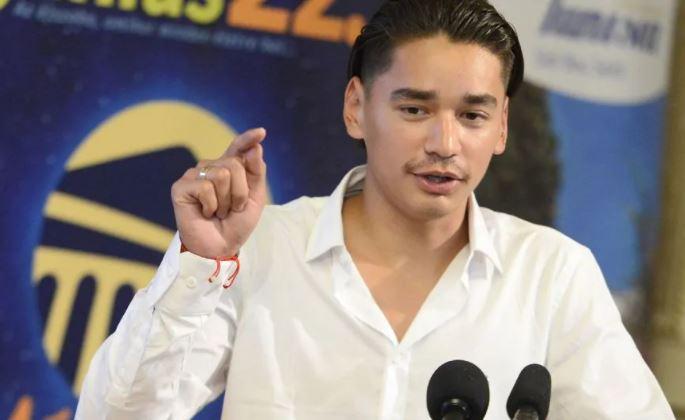 Arról faggatták volna Liu Shaolin Sándort, hogy vészelte át a világjárványt, ám a sportoló cuki törpetacskója ellopta a show-t