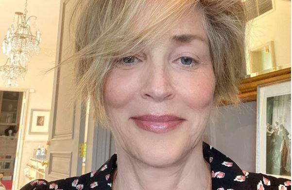 Sharon Stone nagyon boldog, hogy 62 évesen még mindig modellkedhet: szuper képpel mutatja meg csodás alakját