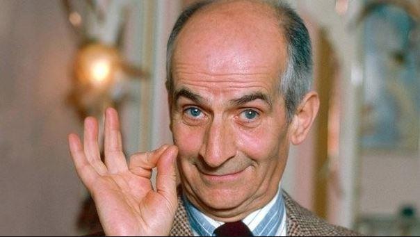 Louis de Funès unokája, Charles a nők kedvence, rettentő jóképű: szerinted hasonlít a híres nagypapára?