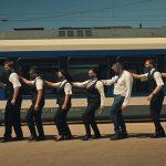 A MÁV dolgozói is táncra perdültek a Jerusalema fülbemászó dallamára: már több mint 250 000-en látták videójukat